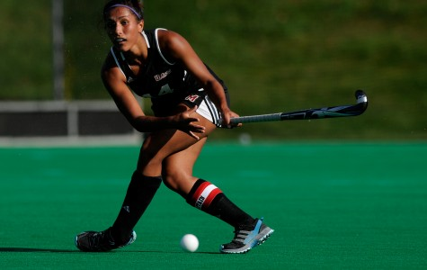 Allymohamed's stellar hockey career comes to a close