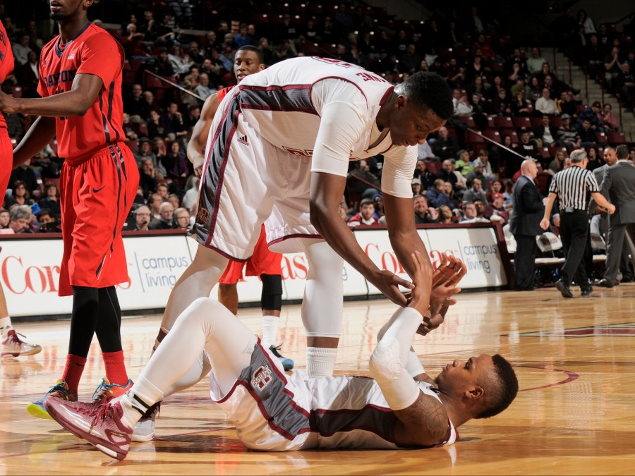 The UMass Basketball Equation:  Minutemen's strengths and weaknesses