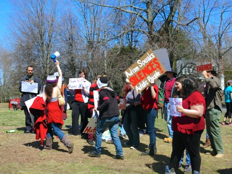 Protesters question mission of Autism Speaks