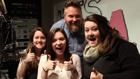 Amherst Wire goes to Hits 94.3