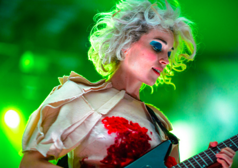 St. Vincent speaks to listeners with her new sound