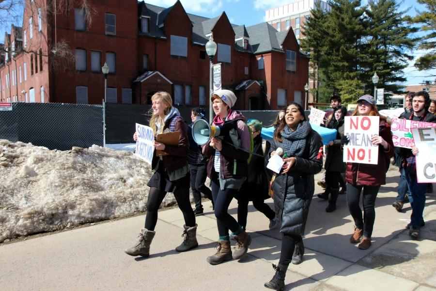 Student coalition to end rape culture petitions for assault survivors