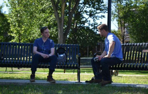 Meet the man behind Humans of UMass