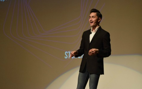 STUDENTx hosts second annual speaker showcase