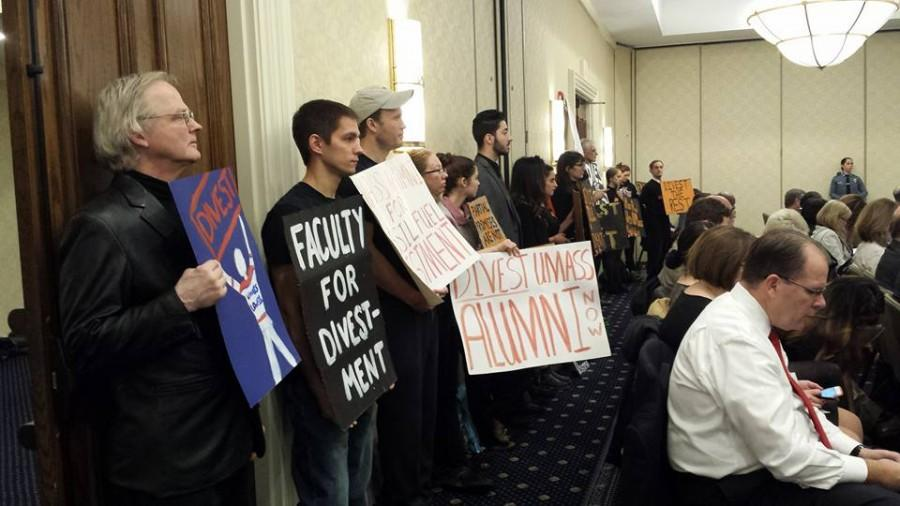UMass Foundation takes first step to divest from fossil fuel industry