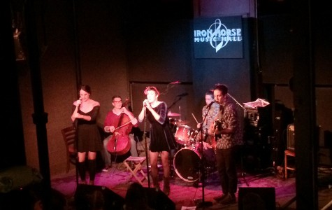 June and the Bee bring the noise (and the cellos) to Iron Horse Music Hall