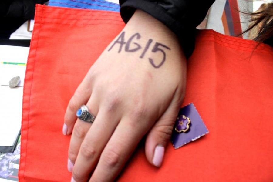 Northampton commemorates 100 years since Armenian Genocide