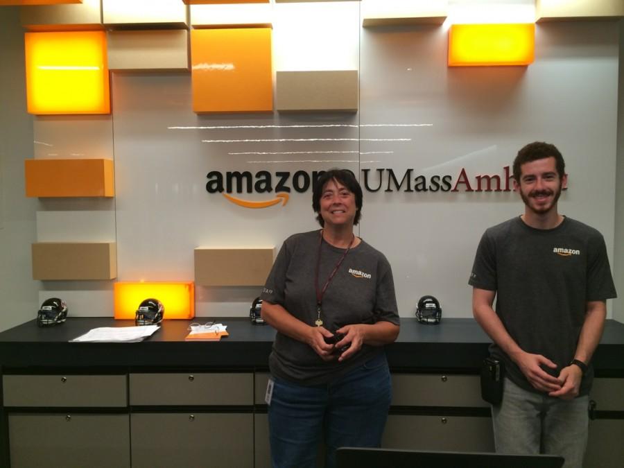 Is+Amazon%40UMass+measuring+up%3F