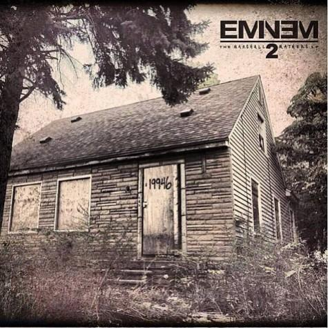 "Music review:The Marshall Mathers LP 2 is ""so much better"""