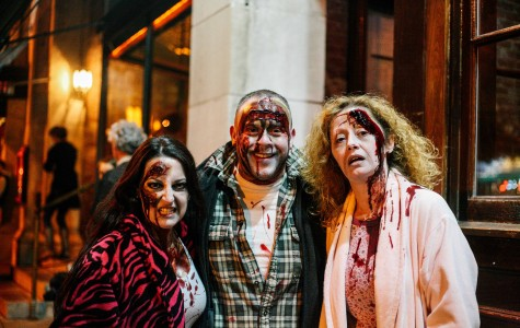 Northampton hosts tenth annual Zombie Pub Crawl