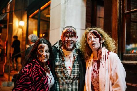 Northampton hosts tenth annual Zombie Pub Crawl