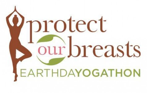 Protect Our Breasts shares awareness at Earth Day Yogathon