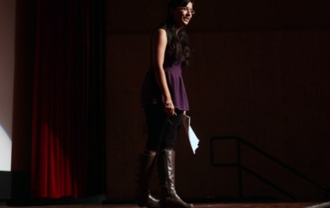 STUDENTx speakers promote self-acceptance