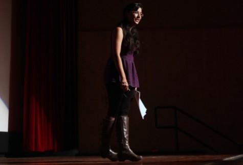 STUDENTx speakers promote self-acceptance