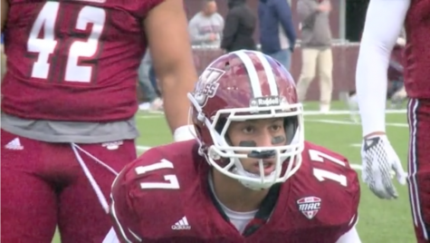 Jovan Santos-Knox reflects on UMass football career