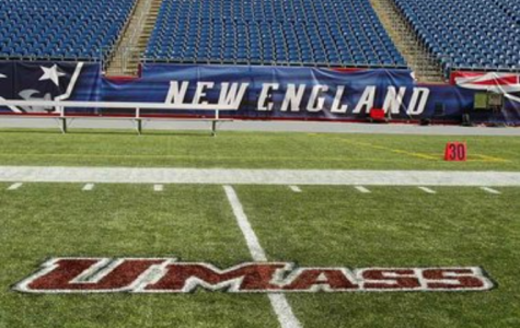 UMass Football to play more games at Gillette next season