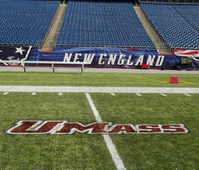 UMass+Football+to+play+more+games+at+Gillette+next+season
