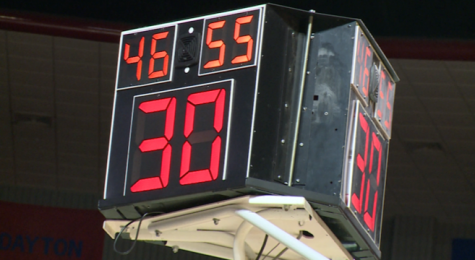 30-second shot clock.