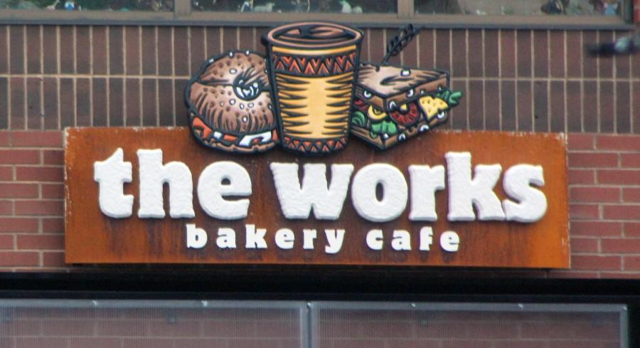 The Works Bakery Café has it all