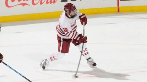 Troy Power named captain of the Minutemen Hockey Team, again