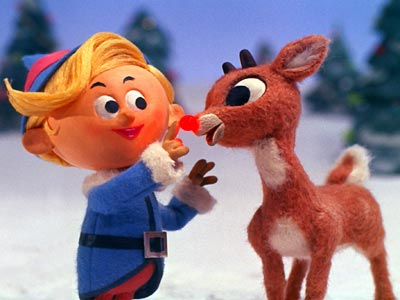 Claymation films mold Christmas classics