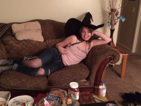 Jamie Kimmel: A full time witch and student