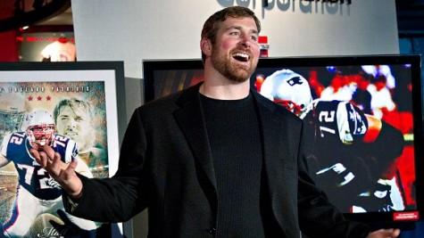 Bring former New England Patriot Matt Light to Amherst