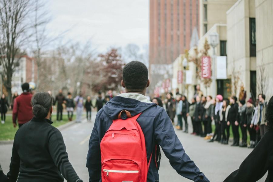Whiteout: Life as a black student at UMass Amherst