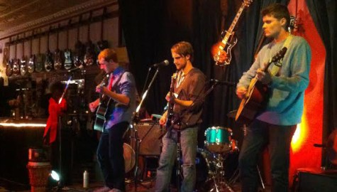 Red Velvet Ribbon gives alternative and grunge rock a home at UMass Amherst