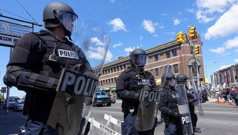 Coverage of Baltimore riots capitalizes on violence, not context