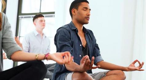 UMass BROga introduces men to yoga