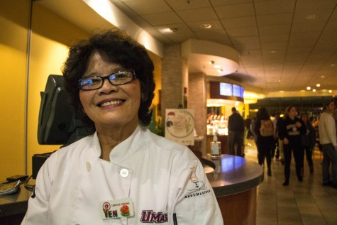 Yen Nguyen: The face of Berkshire Dining Commons